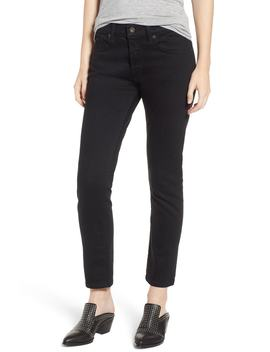 Made & Crafted™ The Cigarette High Waist Crop Jeans by Nordstrom