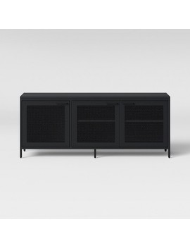 Glasgow Entertainment Console Black   Project 62™ by Shop This Collection
