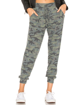 Camo Pull On Pant by Michael Stars