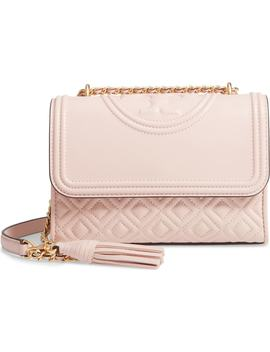 Small Fleming Leather Convertible Shoulder Bag by Nordstrom