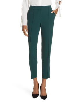 Tinufa Stretch Wool Slim Leg Trousers by Nordstrom