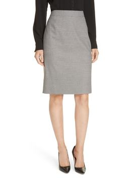 Virafia Suit Skirt by Nordstrom