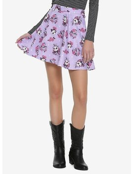 The Nightmare Before Christmas Kawaii Jack Skater Skirt by Hot Topic