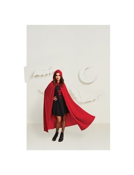 Women's Velvet Costume Cape   Hyde And Eek! Boutique™ by Hyde And Eek! Boutique™