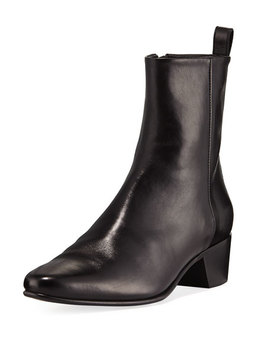 Reno Leather Ankle Boot by Pierre Hardy