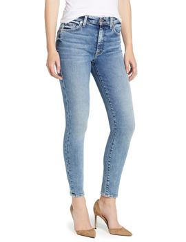 High Waist Ankle Skinny Jeans by Nordstrom