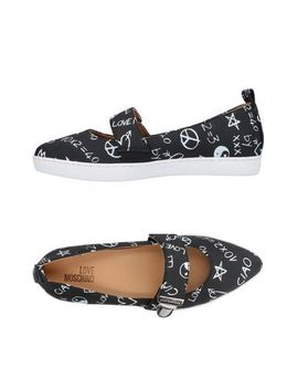 Love Moschino Ballet Flats   Footwear by Love Moschino