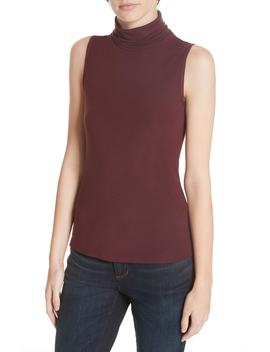 'wendel' Sleeveless Turtleneck Top by Nordstrom