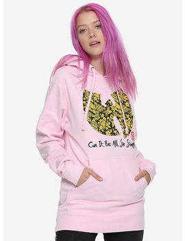 Wu Tang Clan Can It All Be So Simple Girls Hoodie by Hot Topic