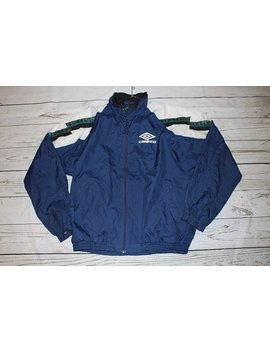 Vintage Umbro Windbreaker Jacket by Radvintage