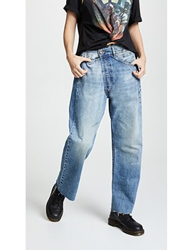 R13 Crossover Jeans by R13