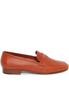 Vegetable Tanned Classic Loafer by Mansur Gavriel