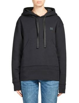 Ferris Cotton Hoodie by Acne Studios