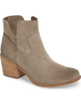 Brice Notched Bootie by Nordstrom