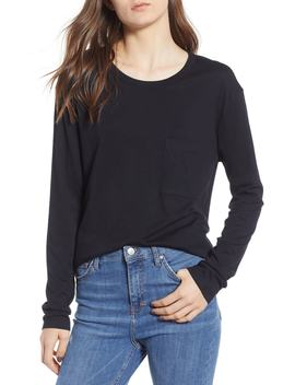 Slouch Pocket Tee by Nordstrom