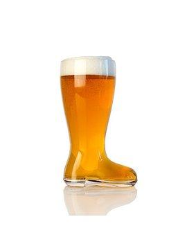 Domestic Corner   Das Boot   1 Liter Large Beer Boot Oktoberfest Drinking Mug   Holds Over 2 Beers by Domestic Corner