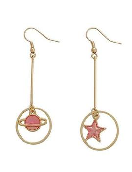 Pretty Pretty Space Babe Earrings by Tunnel Vision