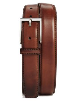 Catania Leather Belt by Nordstrom