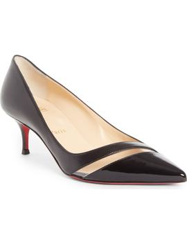 17th Floor Pointy Toe Pump by Nordstrom