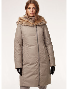 St. Moritz Parka by Babaton