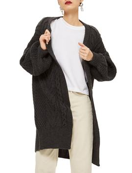Long Open Front Cardi by Nordstrom