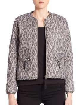 Leopard Bomber by Generation Love
