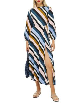 Open Back Midi Dress by Nordstrom