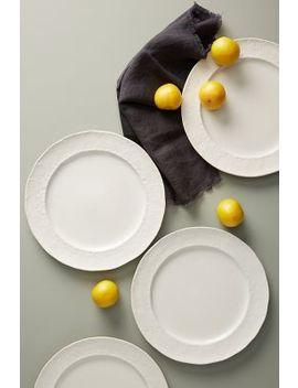 Old Havana Dinner Plates, Set Of 4 by Anthropologie