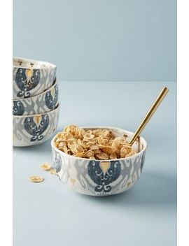 Tanja Bowls, Set Of 4 by Anthropologie