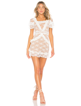 Lorietta Mini Dress by Majorelle