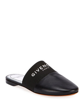 Bedford Logo Mule Slide by Givenchy