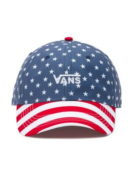 Court Side Printed Hat by Vans