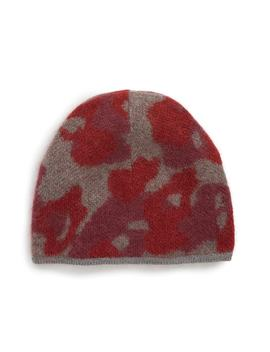 Leopard Beanie by Nordstrom