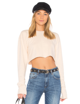X Revolve Celeste Crop Pullover by Lovers + Friends
