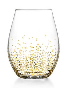 Daphne Set Of 4 Stemless Wine Glasses by Nordstrom