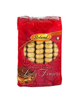 Roland Imported Italian Cookies Lady Fingers, 17.6 Oz by Roland