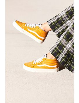 Sk8 Mid Reissue Sneaker by Free People