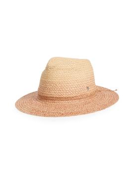 Ombré Raffia Fedora by Nordstrom