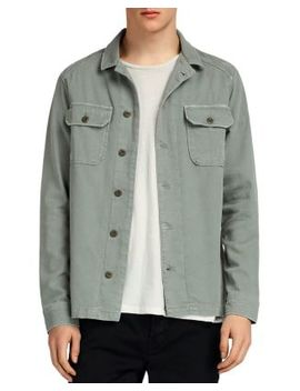 Jackson Relaxed Fit Shirt by Allsaints