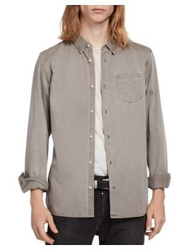 Dilla Button Down Shirt by Allsaints