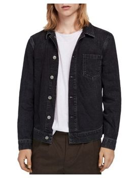 Bartin Denim Jacket by Allsaints