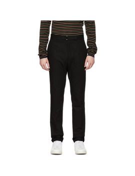 Black Pax Trousers by Stella Mccartney