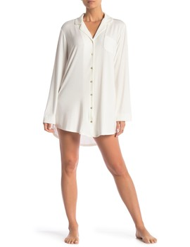 Long Sleeve Night Shirt by Shimera