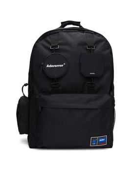 Black Hump Backpack by Ader Error