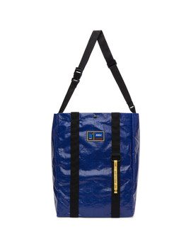 Blue Oversized Tote by Ader Error