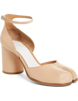 Tabi Ankle Strap Pump by Nordstrom