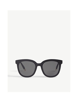 Inscarlet Square Frame Sunglasses by Gentle Monster