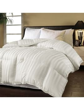 Hotel Grand Oversized Luxury 500 Thread Count Down Alternative Comforter by Hotel Grand
