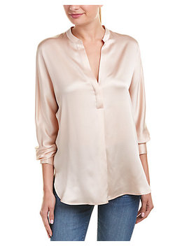 Vince Dolman Silk Blouse by Vince
