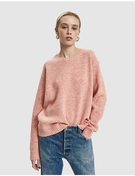 Samara Wool Crewneck Sweater by Acne Studios